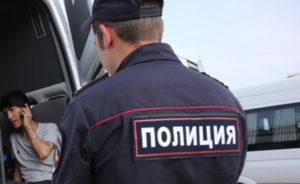 Как осуществляется проверка организации полицией