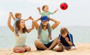 Особенности предоставления отпуска многодетным родителям