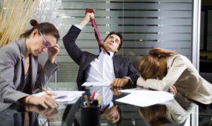 Почему сотрудники плохо выполняют свою работу
