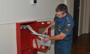 Как проходят проверки пожарной безопасности