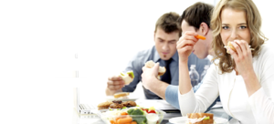 Оплата питания сотрудников