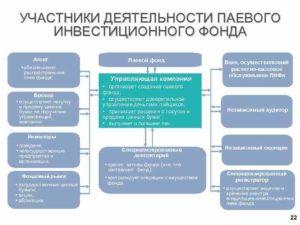 Особенности деятельности паевого инвестиционного фонда