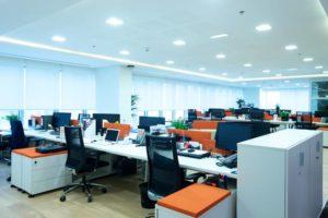 Что такое офис опен спейс и каковы его особенности