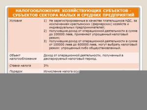 Нюансы исчисления НДС для хозяйствующих субъектов