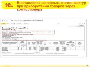 Сроки и особенности выставления электронных счетов-фактур