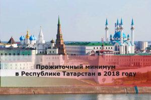 Прожиточный минимум в Республике Татарстан